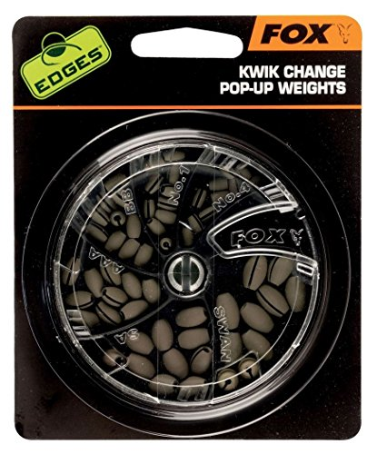 Fox EDGES Kwik Change Pop Up Weights, Gewicht:AAA