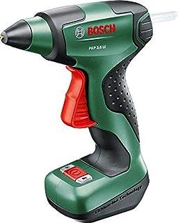 Bosch 603264670 PKP 3.6 LI Cordless Glue Gun with Integrated 3.6 V Lithium-Ion Battery