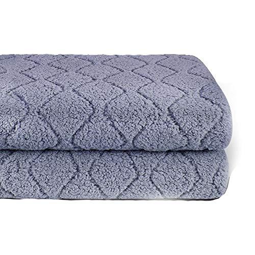 Warme elektrische deken met veiligheidstechniek Auto Off 2/10 uur en 9 temperatuurniveaus instelbaar maximale afmeting 200 x 180 cm.
