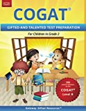 COGAT Test Prep Grade 2 Level 8: Gifted and Talented Test Preparation Book - Practice Test/Workbook for Children in Second Grade (English)
