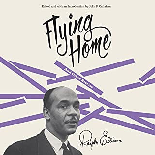 Flying Home and Other Stories audiobook cover art