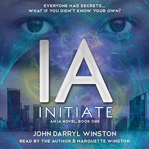 IA: Initiate audiobook cover art