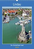 Lindau. Die Glücksfinder-Insel (Wandkalender 2020 DIN A3 hoch)