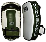 Ring to Cage GelTech Deluxe Mini Thai Pad for Muay Thai, MMA, Kickboxing