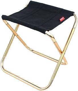 ZONGLIAN 椅子 2019 人気 アウトドアチェア 折りたたみ 超軽量 コンパクト イス 収納袋付属 お釣り 登山 携帯便利 キャンプ アウトドア チェア 軽量 通気性 速乾性 ダークブルースカイブルーレッドオレンジ (L)