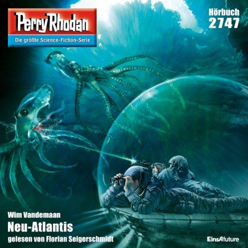 Neu-Atlantis (Perry Rhodan 2747) Titelbild