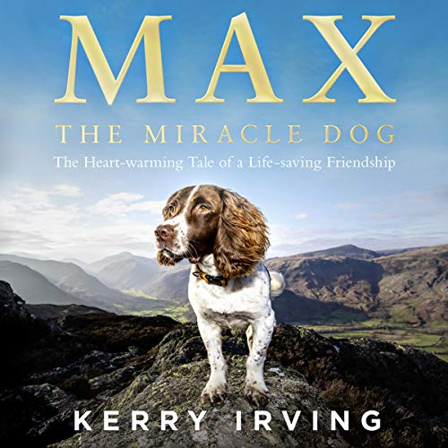 Max the Miracle Dog cover art