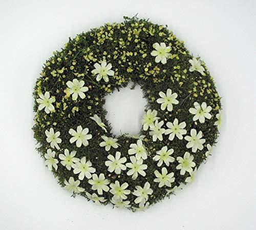 Small-Preis Türkranz Wandkranz Kranz Osterkranz Blütenkranz rund ø 30 cm - Frühling - Sommer - Willkommensgruß H251