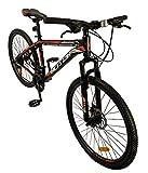 E-ROCK Mountainbike EX-6 Hardtail 29 Zoll Fahrrad MTB Trekkingrad Fitness Bike MTB Gabelfederung...