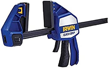 "Quick-Grip 10505943 IRWIN QUICK-GRIP 300 mm (12"") zware staafklem/spreider"
