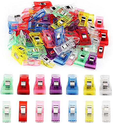 Sewing Clips for Sewing Craft Clamps, Crafting, Crochet and Knitting, Crochet and Knitting (50)
