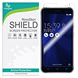 RinoGear ASUS Zenfone 3 (2016) Screen Protector Case Friendly Screen Protector for ASUS Zenfone 3 Accessory Full Coverage Clear Film