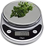 Ozeri ZK14-S Pronto Digital Multifunction Kitchen and Food Scale, Black, 8.25