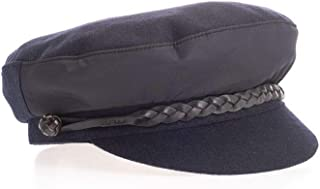 GOLDEN GOOSE Luxury Fashion Mens G35MA588A1 Blue Hat | Fall Winter 19