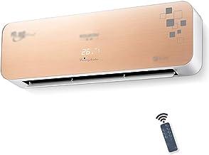 Radiador Calentador de Pared,Calefactor eléctrico con dos niveles de calor y modo ventilador de aire frío(1600 W / 3000 W), Apto para habitaciones de 40 metros cuadrados,Sincronización 8H adecuado p