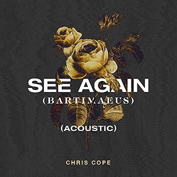 See Again (Bartimaeus) (Acoustic)