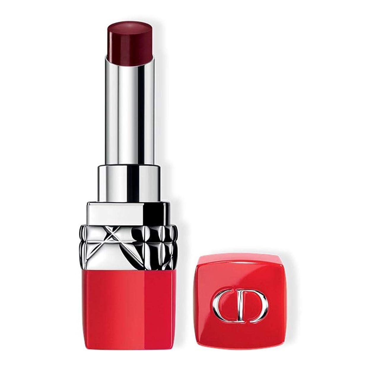 ミサイル幾何学まっすぐクリスチャンディオール Rouge Dior Ultra Rouge - # 883 Ultra Poison 3.2g/0.11oz並行輸入品