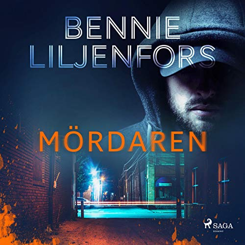Mördaren audiobook cover art