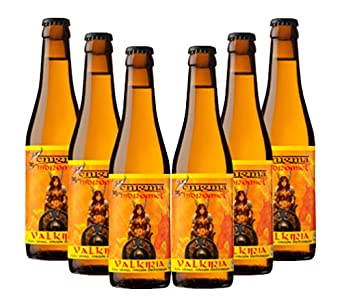 Cervezas Enigma - Hidromiel Valkiria - 6 botellas x 0,33 L