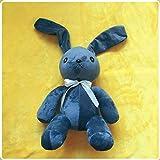 Sora Kasugano cosplay cheongsam Yosuga no Sora Cosplay clothing White or black costume+Gloves + Socks + High heels+Fashion wig XL Dark grey rabbit toy