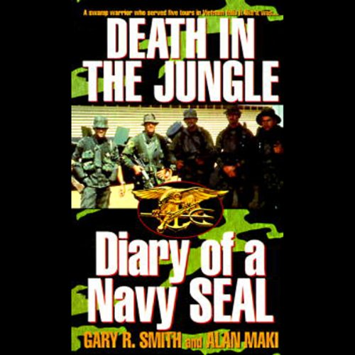 Death in the Jungle audiobook cover art
