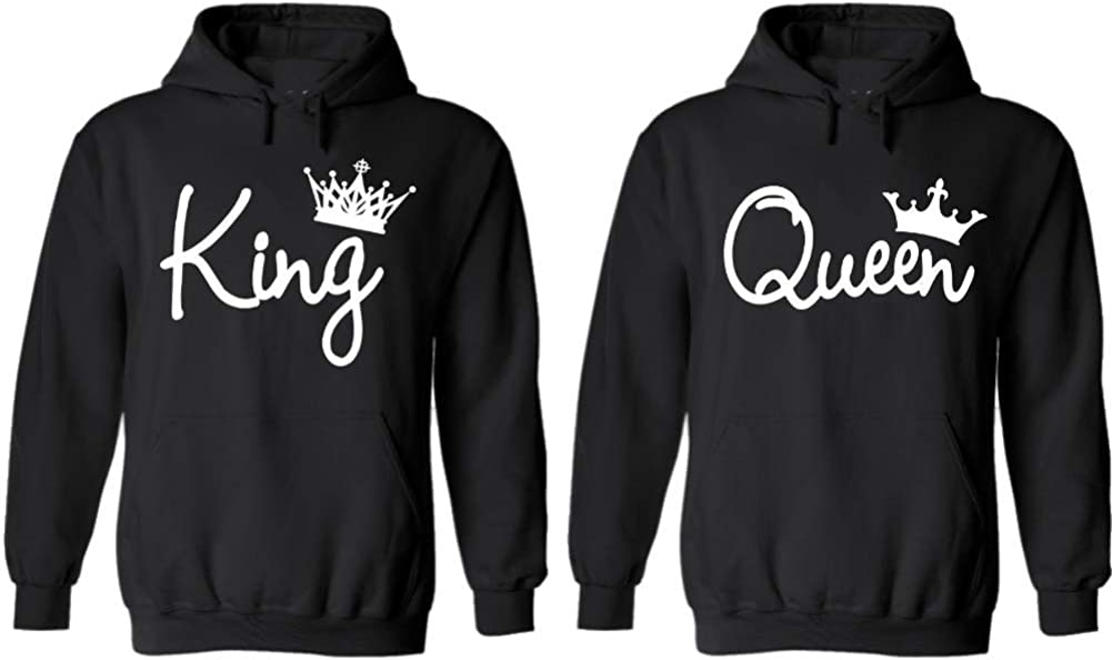 Low price Couple Hoodies Set Gift for him her and online shop Anniv Newlywed Matching