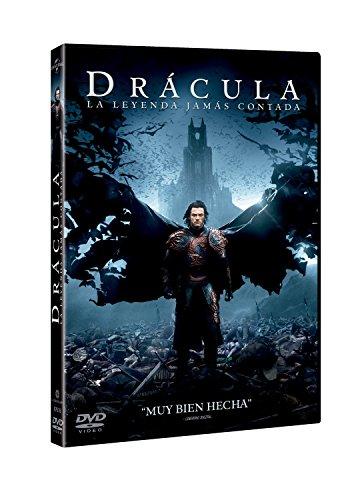 Drácula: La Leyenda Jamás Contada [DVD]