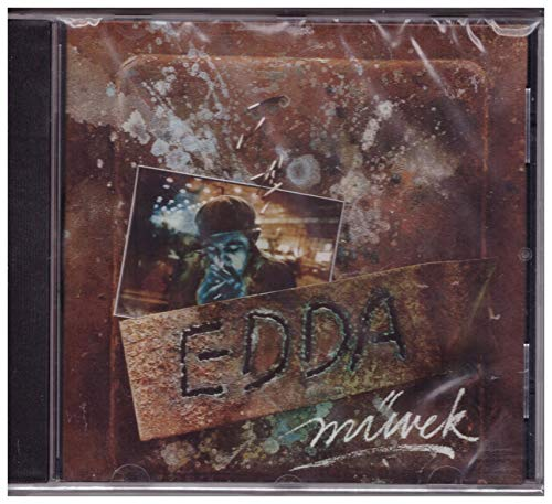 Edda Művek ‎– Edda Művek   Ungarischer Blues Rock CD Album von 1995 Gong Records
