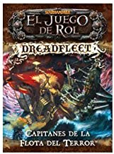 Warhammer Fantasy Roleplay: Dreadfleet Captains