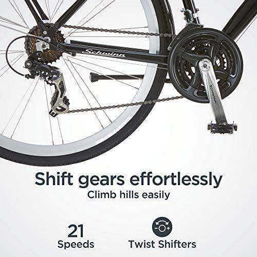 51gV4g9 osL. SL500 Schwinn Discover Hybrid Bike for Men and Women