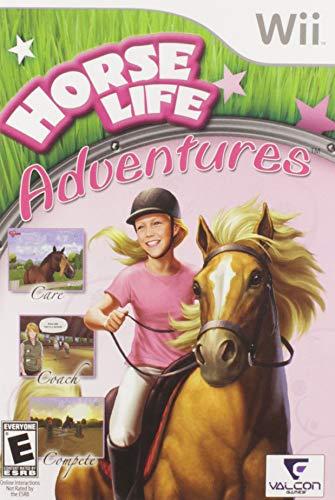 Horse Life - Nintendo Wii
