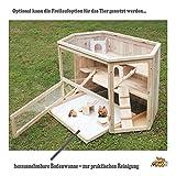 MyPets® Kleintierkäfig Nagerkäfig Für In- und Outdoor - 3