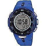[カシオ]CASIO 腕時計 PROTREK プロトレック アトミック PRW-3000-2B タフソーラー メンズ 【逆輸入品】