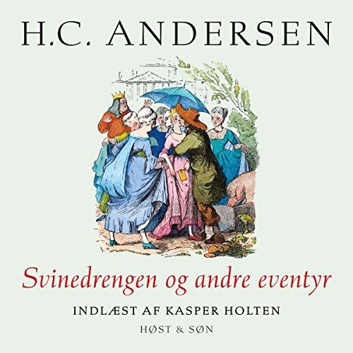 Svinedrengen og andre eventyr cover art