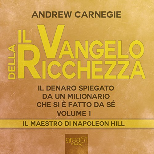 Il Vangelo della Ricchezza 1 audiobook cover art