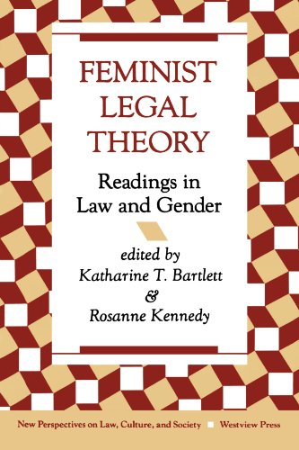 Compare Textbook Prices for Feminist Legal Theory: Readings In Law And Gender New Perspectives on Law, Culture, and Society  ISBN 9780813312484 by Bartlett, Katherine,Kennedy, Rosanne