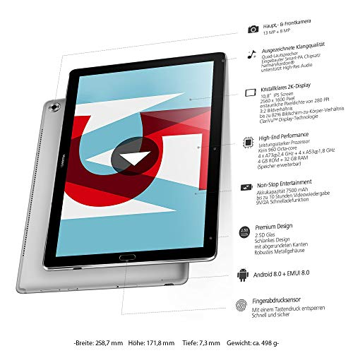 Huawei MediaPad M5 10.8 - 2