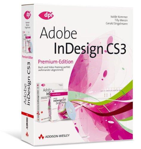 Adobe InDesign CS3 - Premium-Edition [import allemand]