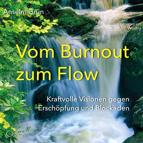 Vom Burnout zum Flow cover art