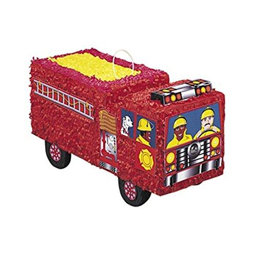 Générique Pinata Camion Pompier