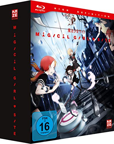 Magical Girl Site - Vol.1 - [Blu-ray] mit Sammelschuber