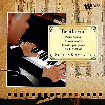 Beethoven: Piano Sonatas Nos. 1, 2 & 3, Op. 2