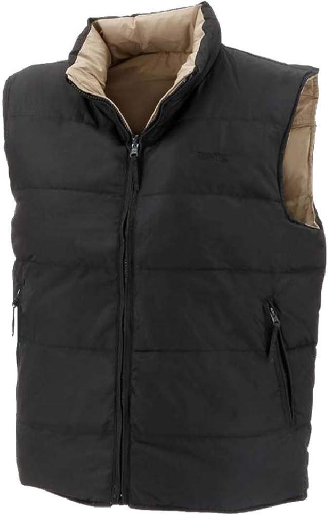 unisex RESISTOL Men's Reversible Vest Down Indianapolis Mall Cowboy