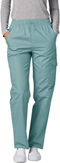 Adar Universal Natural-Rise Multipocket Cargo Tapered Leg Pants