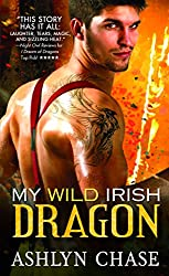 my wild irish dragon cover