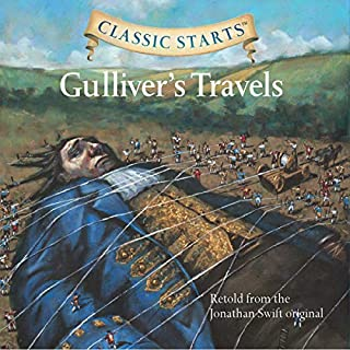 Gulliver's Travels cover art