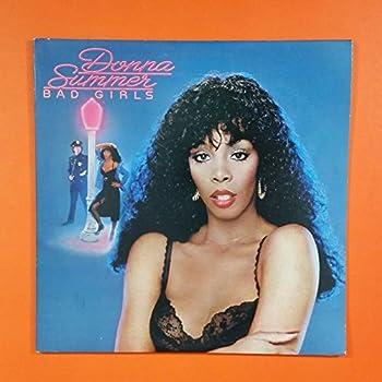 DONNA SUMMER Bad Girls NBLP 2 7150 AZ Flower Dbl LP Vinyl VG++ GF Sleeve