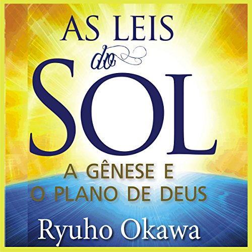 As leis do Sol [The Laws of the Sun] audiobook cover art