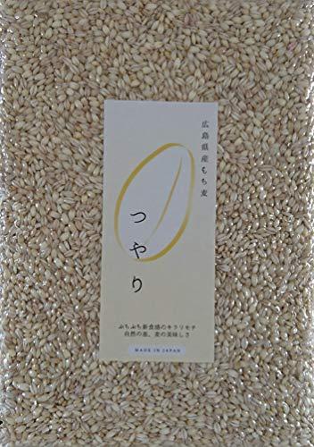 キラリモチ 広島県産もち麦つやり 真空パック 1kg