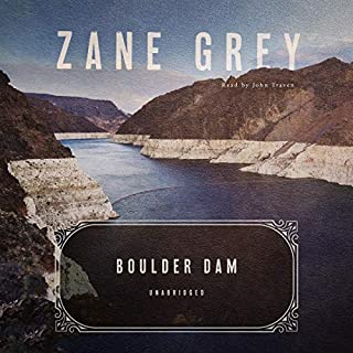 Boulder Dam audiobook cover art